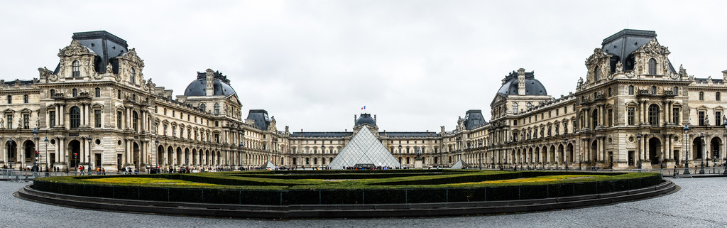 Musee de Louvre - Paris, France