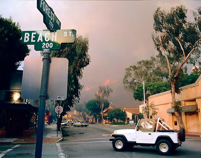 Laguna Beach Firestorm VI