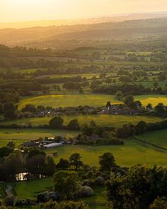 Golden Hour - Herefordshire Beacon