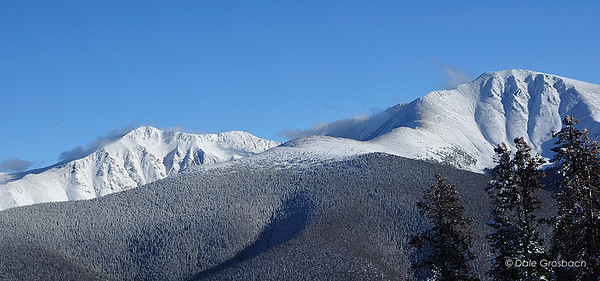 James Peak & Mt. Parry - Fraser Valley / Winter Park, CO