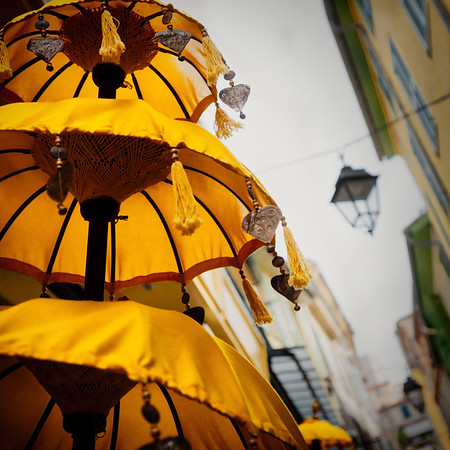 Umbrella Glow