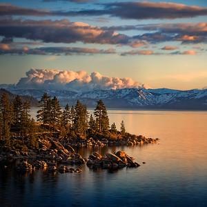 Tahoe Glow