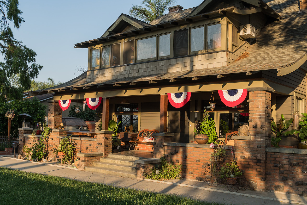 The Tebo Residence in Old Town Chino