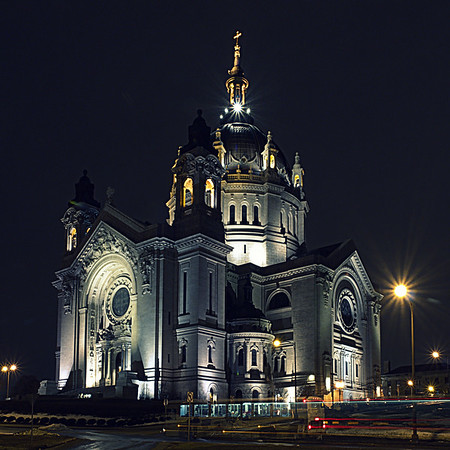 Cathedral of St. Paul<br /> (2 Awards)
