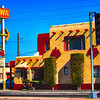 "Motel, Route 66, Albuquerque, NM -- <a href=""http://www.route66central.com/"" target=""_blank"" >Nob Hill History</a>"
