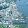 Mare Island Naval Shipyard - Aerial Photograph