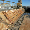 Dry Dock at Mare Island Naval Shipyard