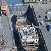 Dismantling the Solon Turman at Mare Island Naval Shipyard - Aerial Photograph
