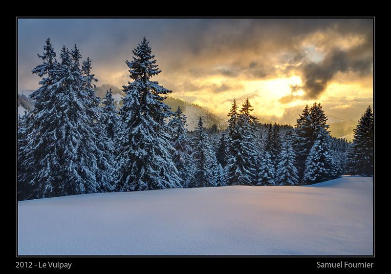 Le Vuipay - Fribourg- Janvier 2013