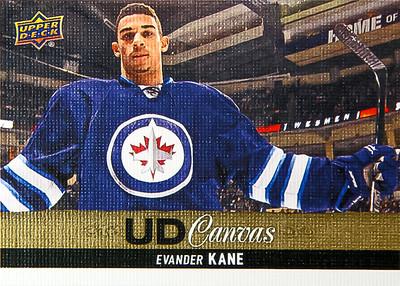 2013-14 UD Canvas Kane