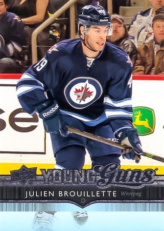 2014-15 UD Update Brouillette