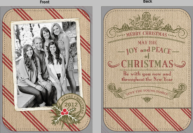 Joy & Peace Vintage