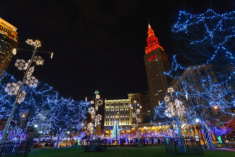 Delightful Cleveland Holiday Lights