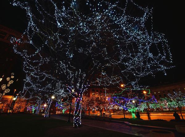 Cleveland Holiday Lights
