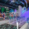 2018 Iceland Ice Sculptures exhibit at Moody Gardens in Galveston.