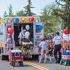 Fourth of July parade at Breckenridge, Colorado.