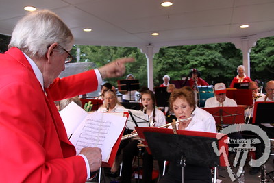 BROOKS PARK — harwich town band . . . concert series Harwich, MA — 2012