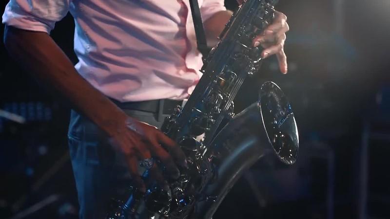 3 Questions For...Antonio Hobson - B.B. King's Blues Club, Band Leader