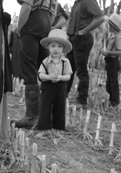 Amish_Boy_B&W