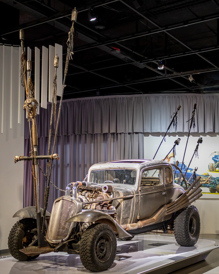 The Nux Car from Mad Max: Fury Road