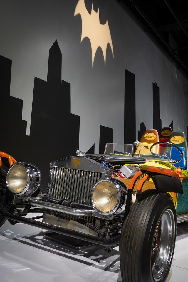 1966 Mongrel T, The Jokermobile!