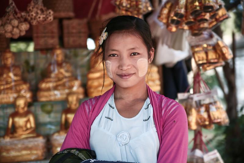 Burmese woman | Myanmar