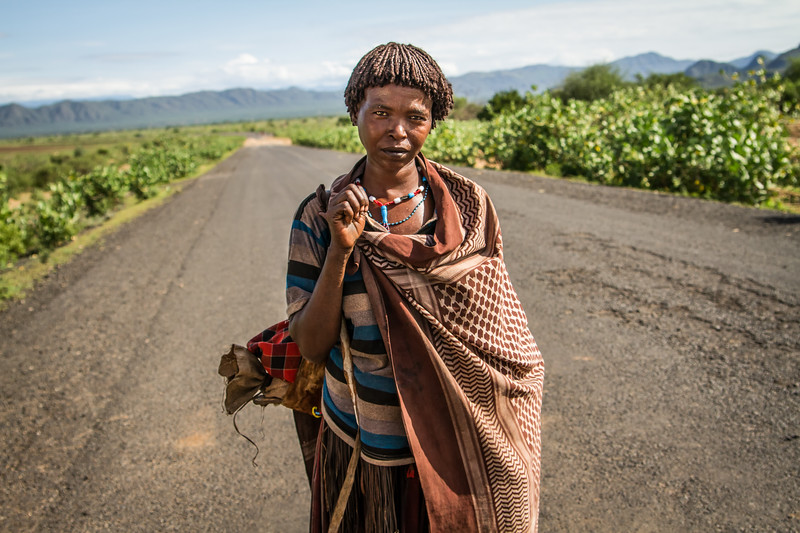 Woman of Ethiopia
