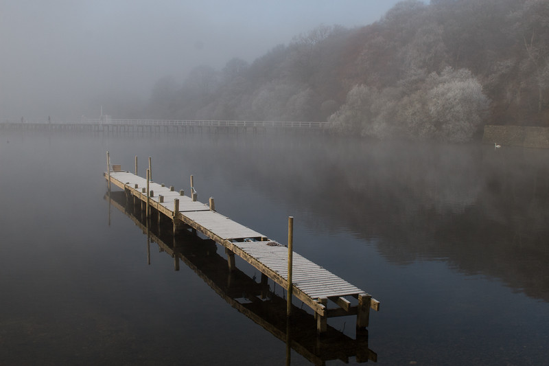 Ullswater - Calm and Frosty