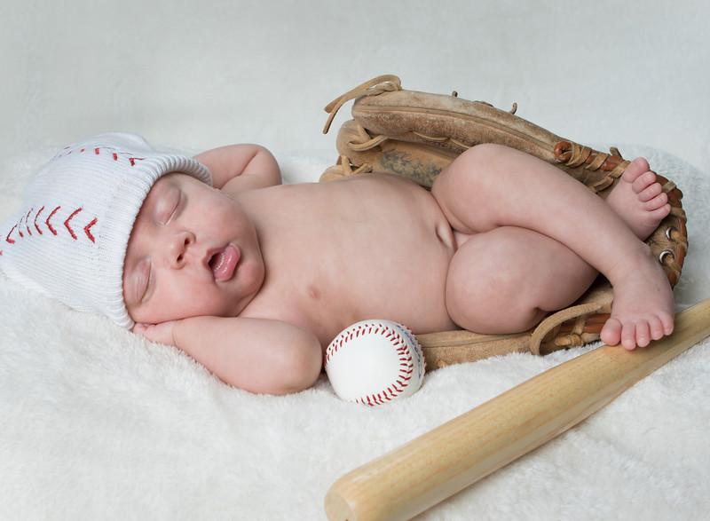 Newborn Baseball ideas
