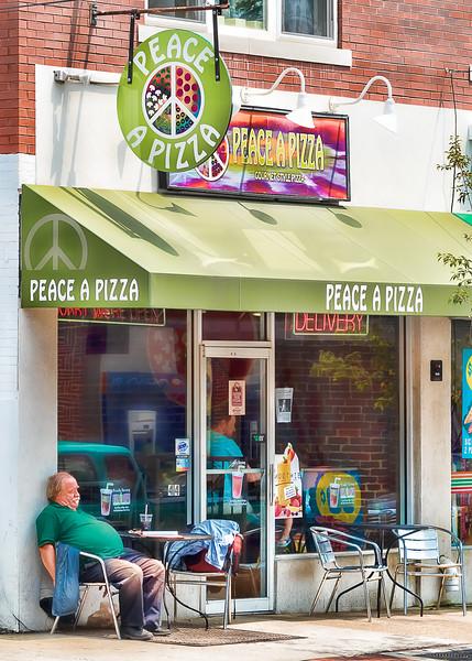 Peace A Pizza Newark Delaware