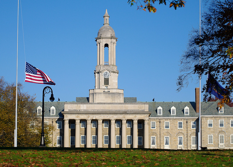 Penn State University, Old Main