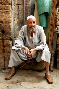 Khan al-Khalili bazaar, Cairo, Egypt