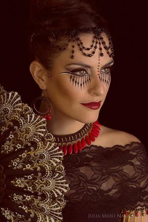 Art Portrait Photography Henna Mehndi San Francisco Bay Area