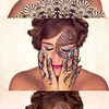 Hair/ makeup/ facepaint/ photography: Julia Miho Nakamura