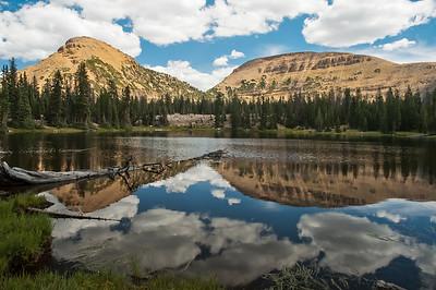 Clegg Lake, Utah
