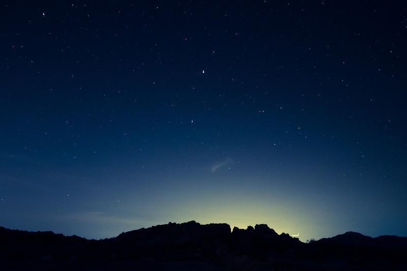 Stargazing Antelope Island