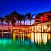 The main pool at Dreams Los Cabos