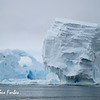 Iceberg near Cape Hallet<br /> Iceberg in the Ross Sea region of the Antarctic, near Cape Hallett
