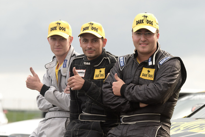 GTI INTERNATIONAL 2008 - Nevers Magny-Cours