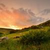 Sunset at Rabbit Mountain