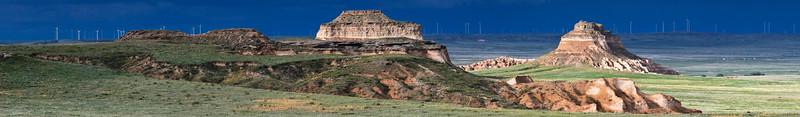The Pawnee Buttes - Pawnee National Grasslands