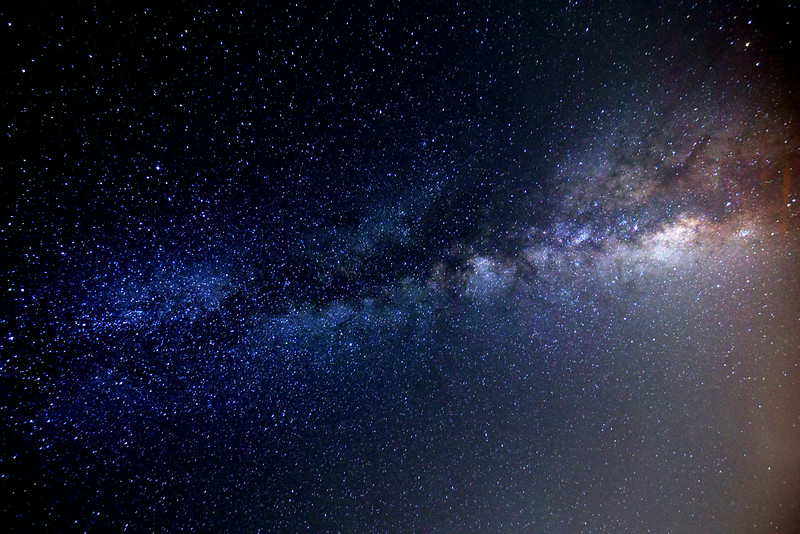 Just a good ol' shot of the milky way.  Such a beautiful universe we live in!