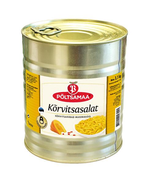 135899FELIX Kõrvitsasalat paprikaga ribastatud 3,2kg6tk