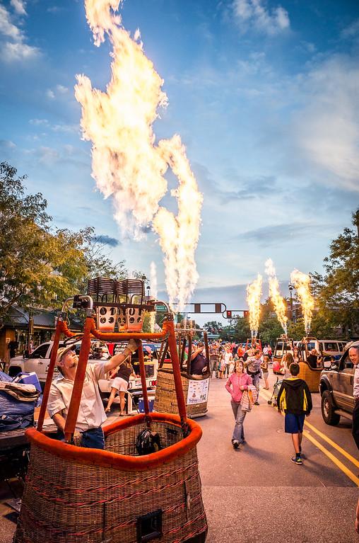 Main Street Flame Off