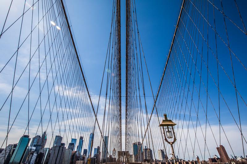 Bridge of Brooklyn