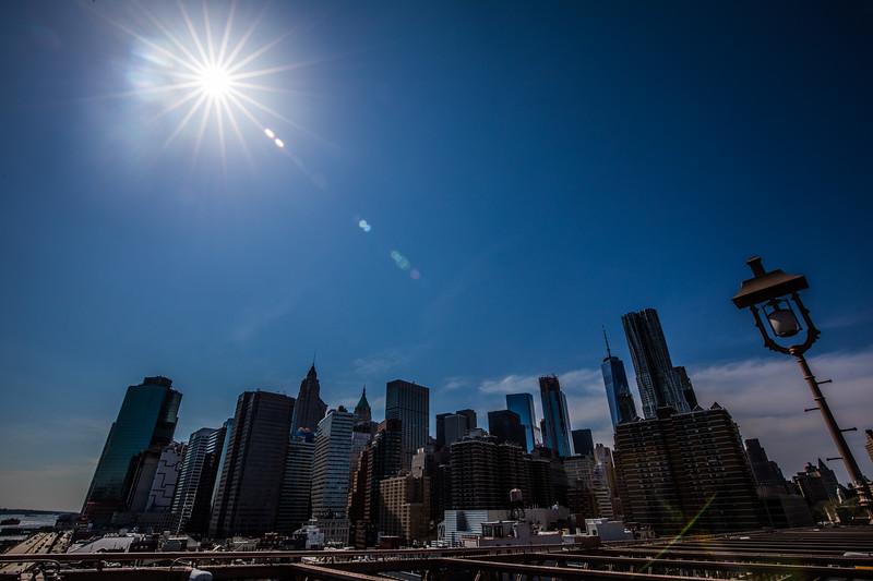 NYC on Tilt