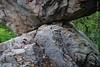 Balanced Rock, Hot Springs National Park.