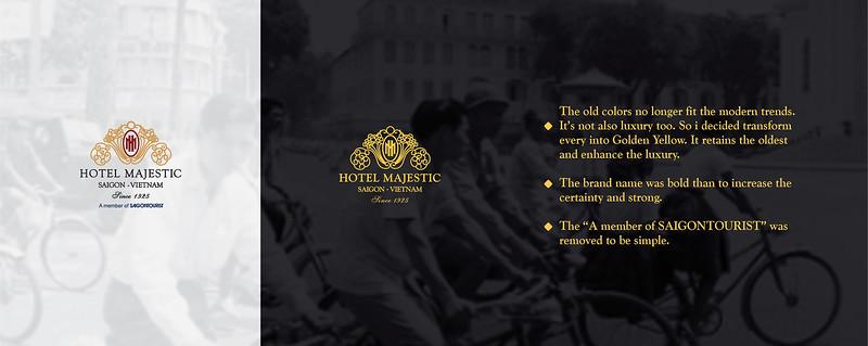 Majestic Hotel Photography & Branding