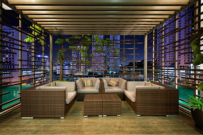 RH Suites @ One Bukit Ceylon.  Kuala Lumpur