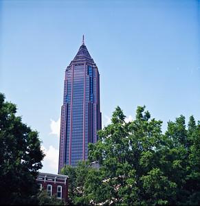 Bank of America Plaza, Atlanta, GA.